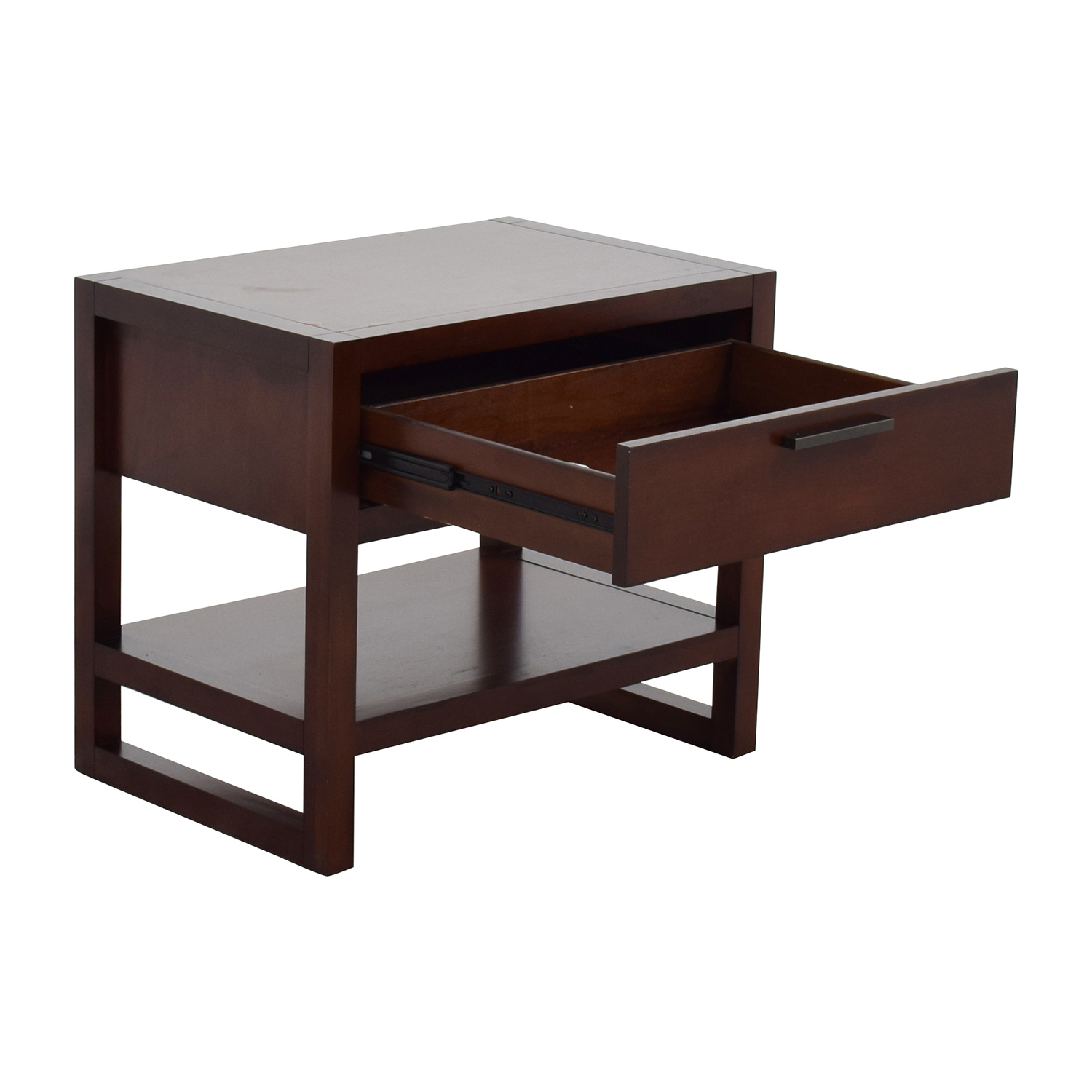88 Off Macy S Macy S Battery Park Night Stand Tables