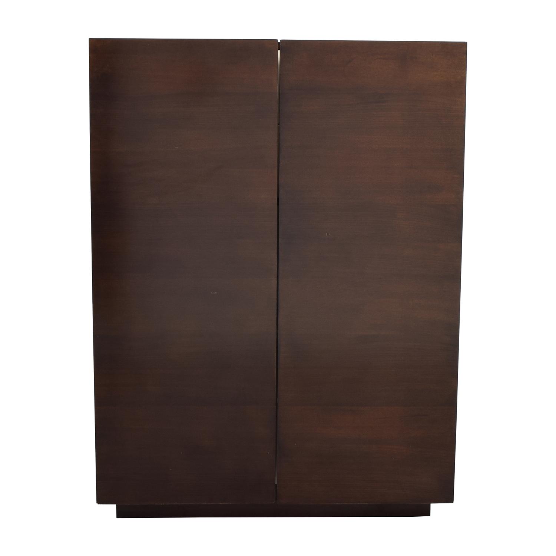 Calvin Klein Eight-Drawer Armoire / Dressers