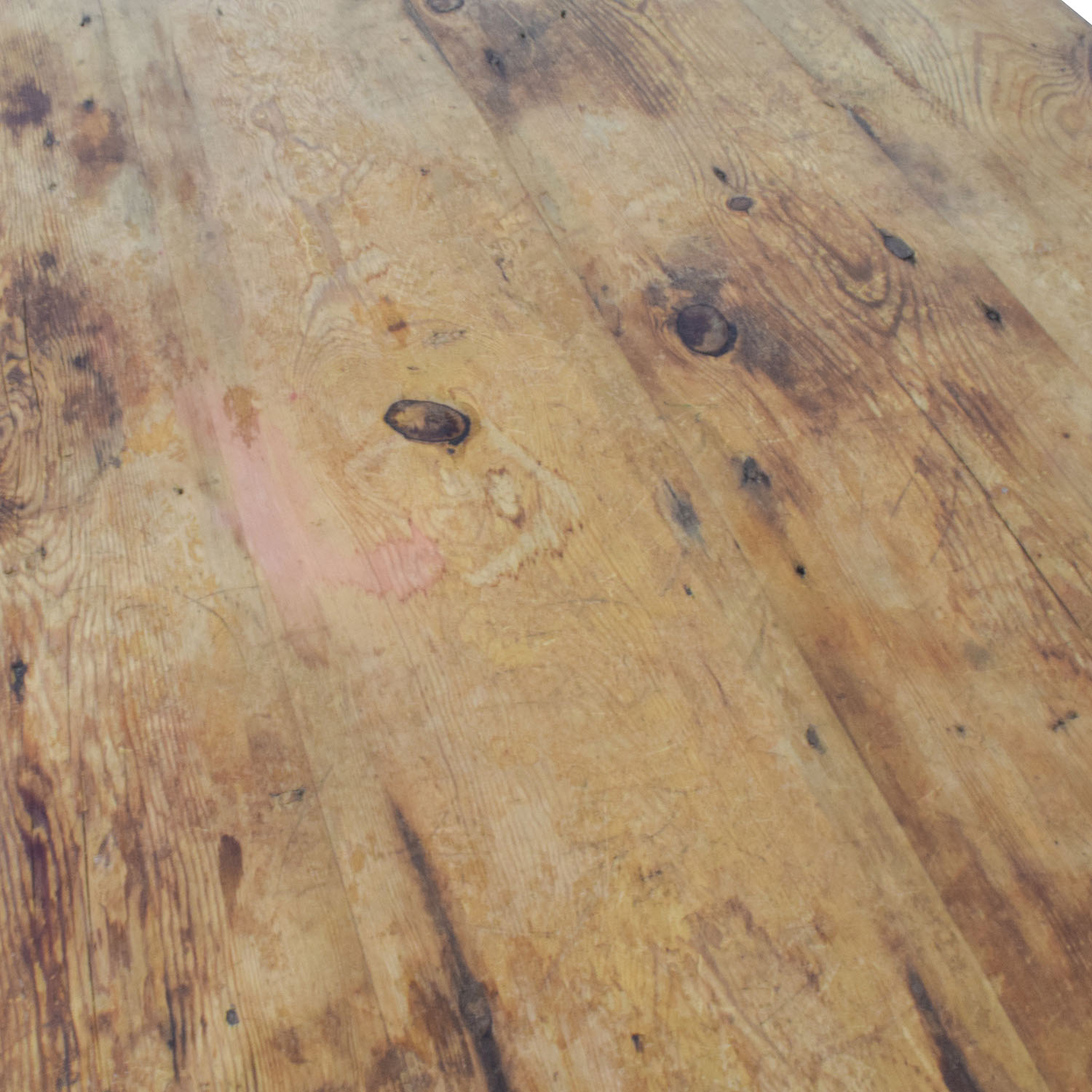 Custom Hand Carved Large Natural Wood Coffee Table Tables