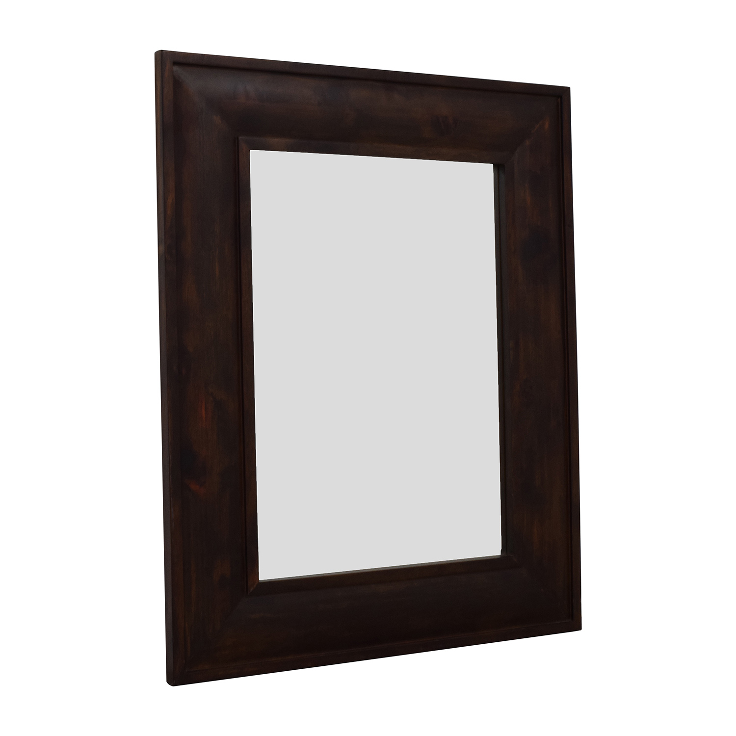 West Elm West Elm Wood Framed Mirror Decor