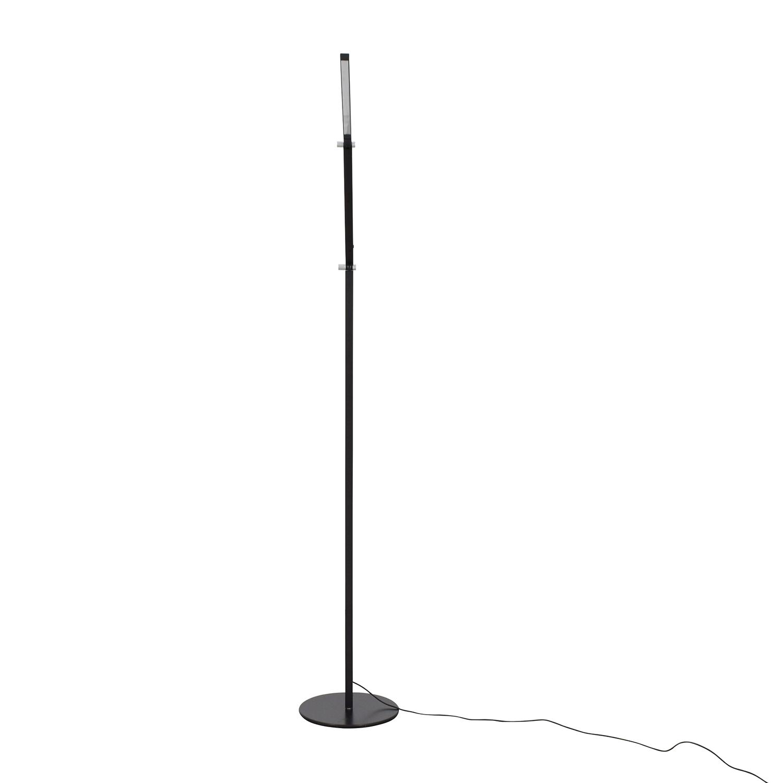 shop Koncept Koncept Gen 3 Z-Bar Warm Light LED Modern Floor Lamp Black online