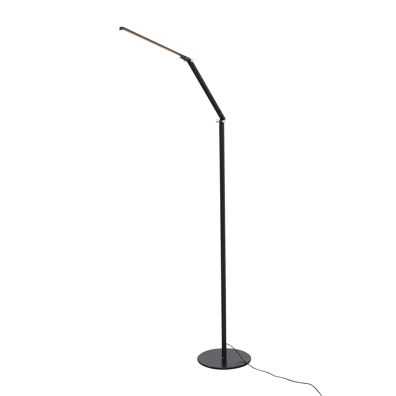 Koncept Gen 3 Z-Bar Warm Light LED Modern Floor Lamp Black / Lamps