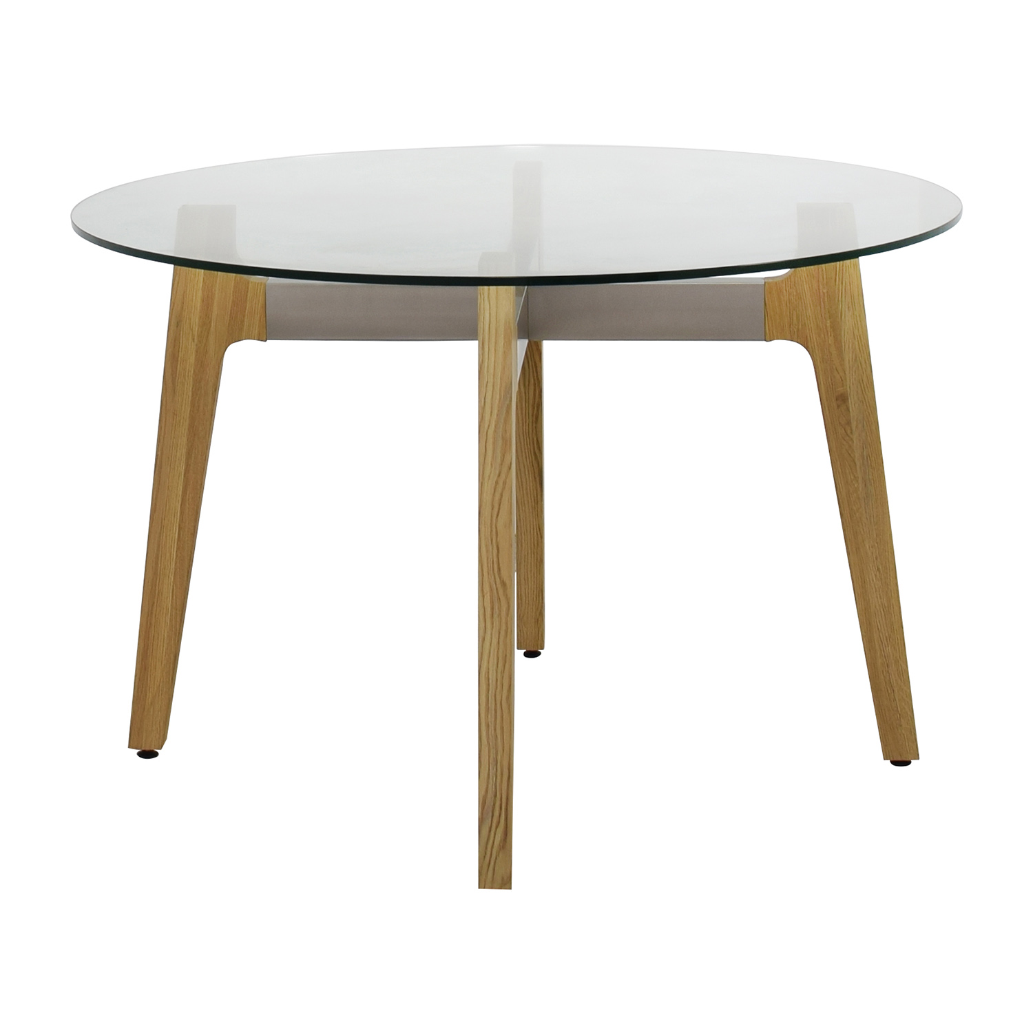 50 off cb2 cb2 round brace dining table tables for Buy round table