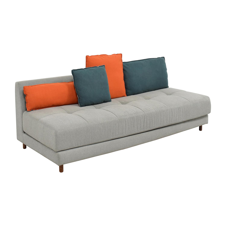 63 Off Bludot X Fab Gwynne Sleeper Sofa
