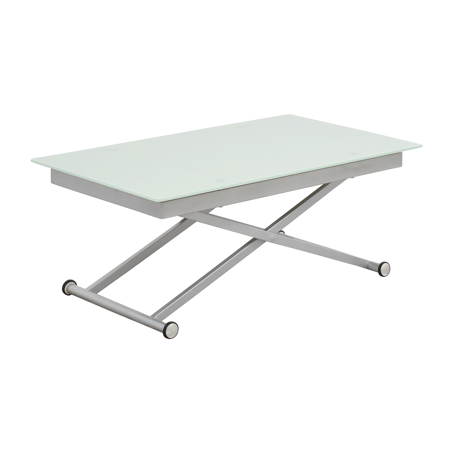 shop Modern Adjustable Height Coffee Table Tables
