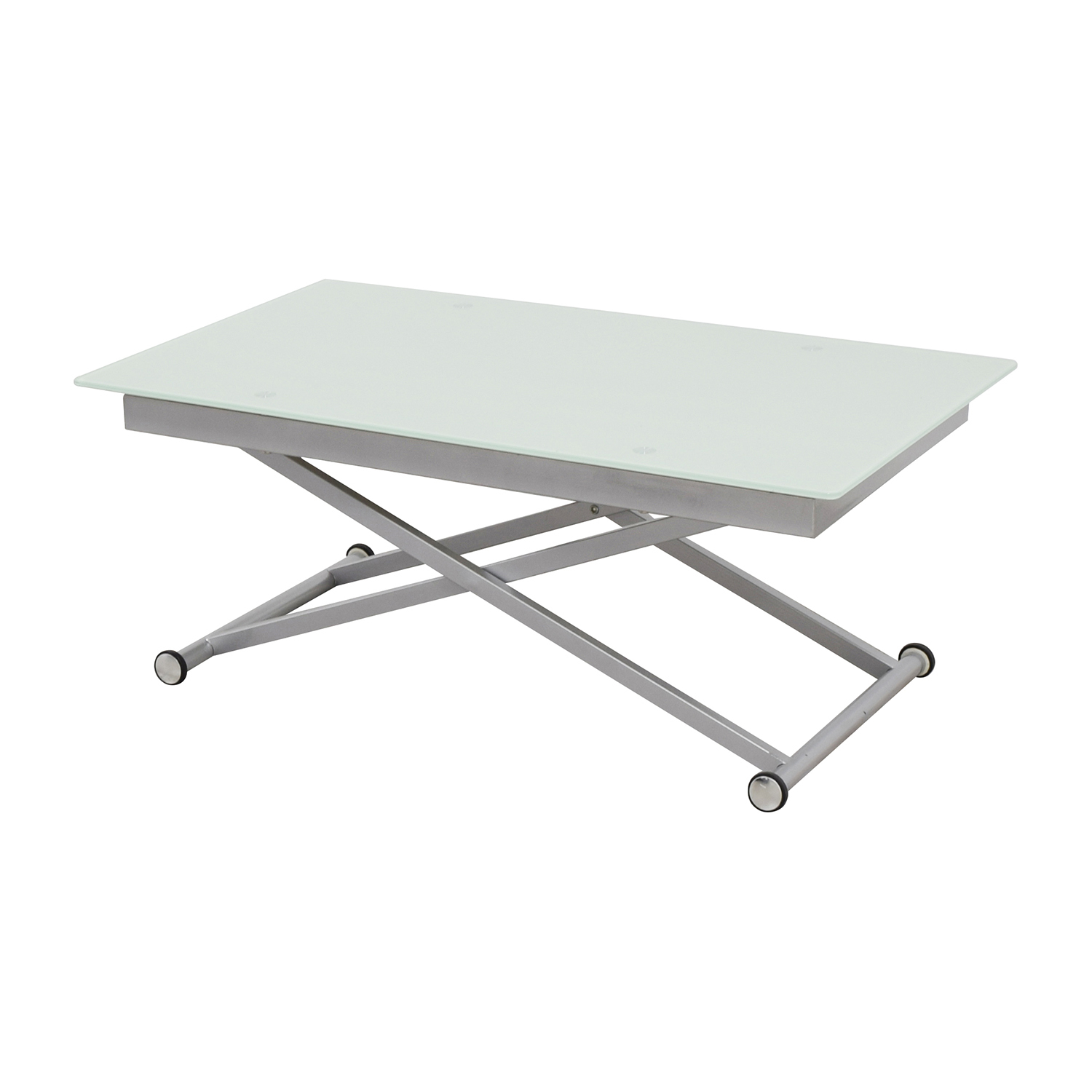 Modern Adjustable Height Coffee Table Coffee Tables