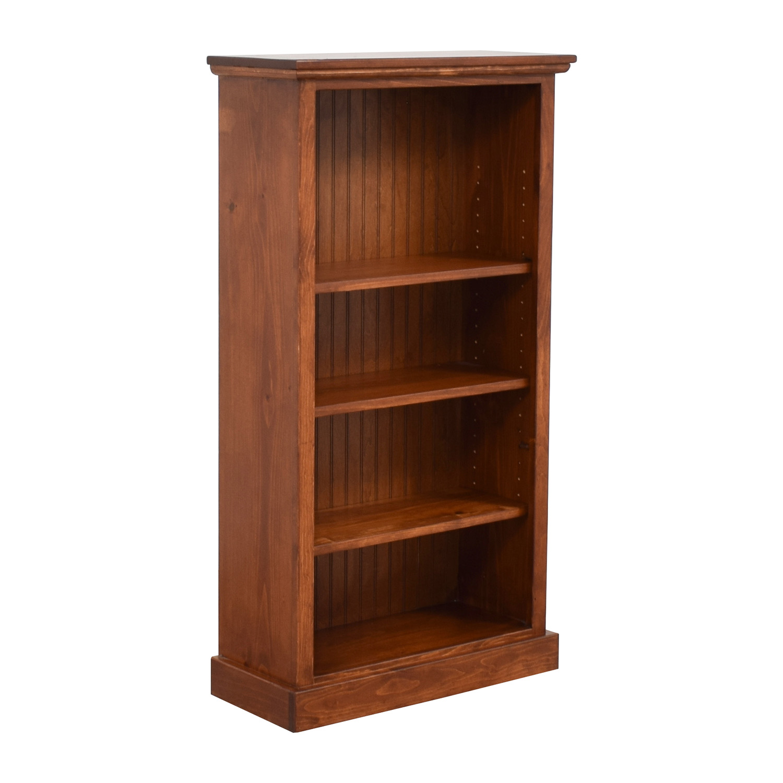 Gothic Cabinet Craft Gothic Cabinet Craft Four Shelf Bookcase discount