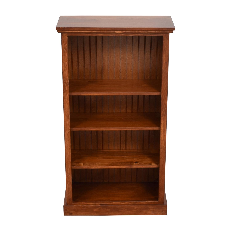 shop Gothic Cabinet Craft Four Shelf Bookcase Gothic Cabinet Craft Storage