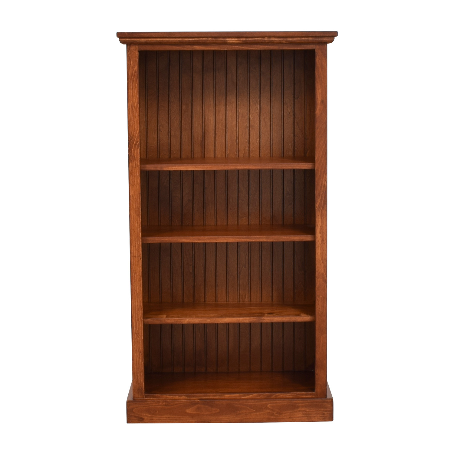 Gothic Cabinet Craft Gothic Cabinet Craft Four Shelf Bookcase for sale