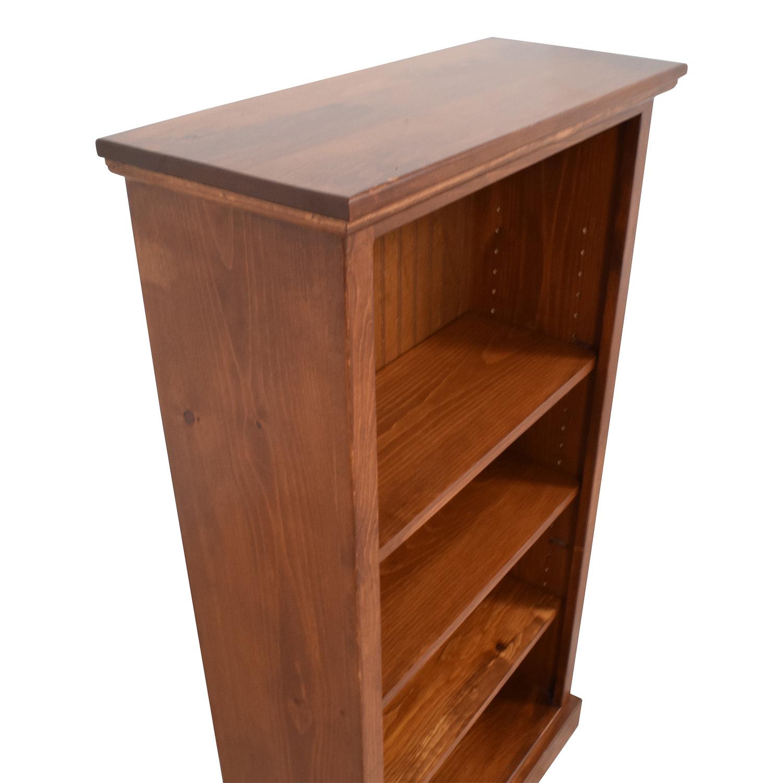 Gothic Cabinet Craft Gothic Cabinet Craft Four Shelf Bookcase price