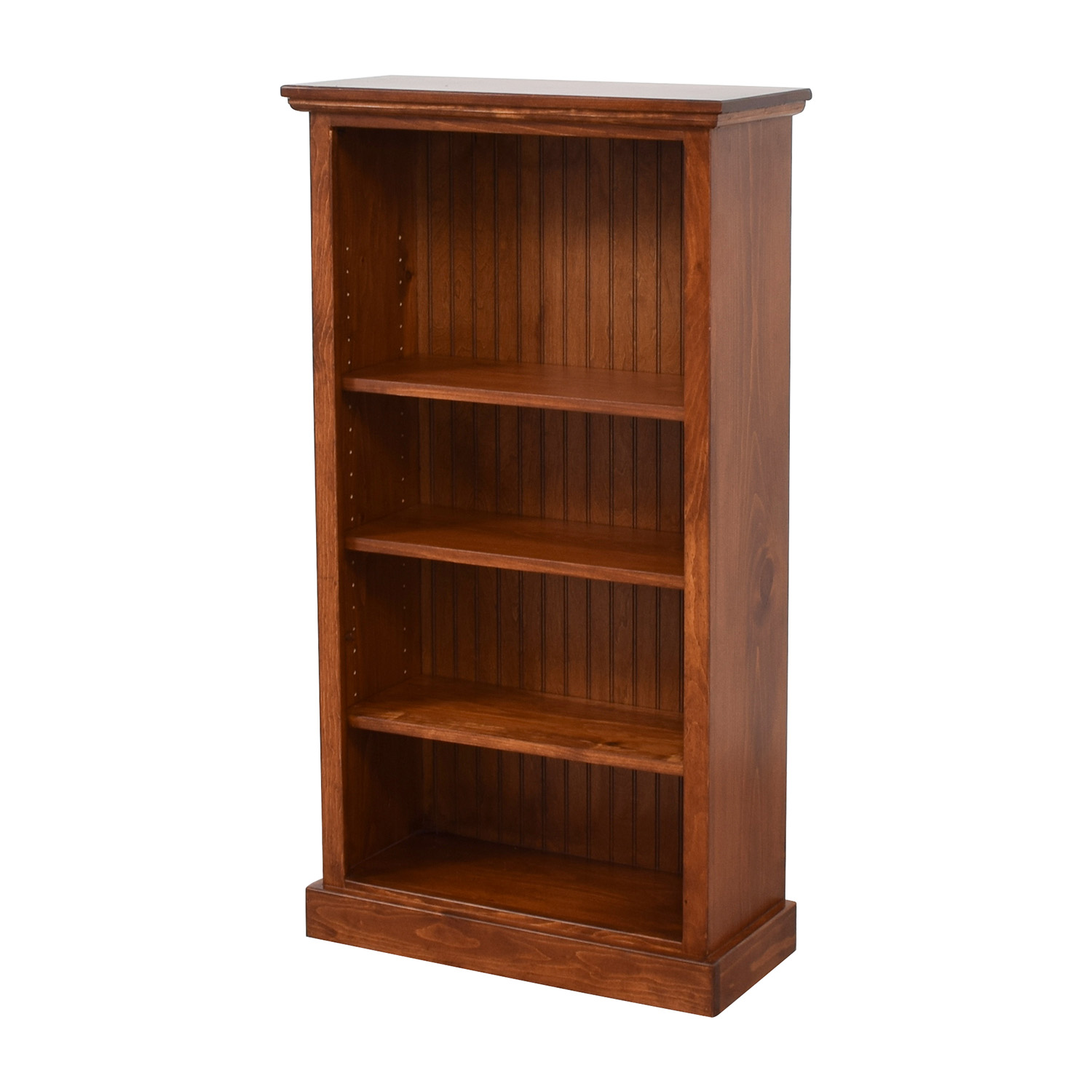 Gothic Cabinet Craft Four Shelf Bookcase sale