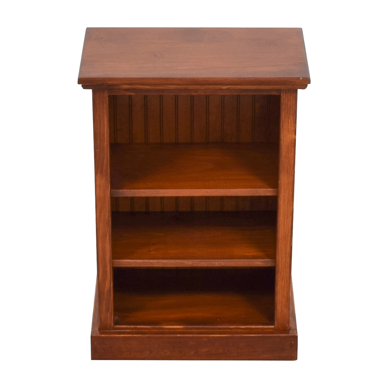 Gothic Cabinet Craft Gothic Cabinet Craft Three-Shelf Bookcase