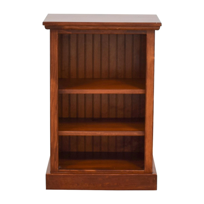 Gothic Cabinet Craft Gothic Cabinet Craft Three-Shelf Bookcase second hand