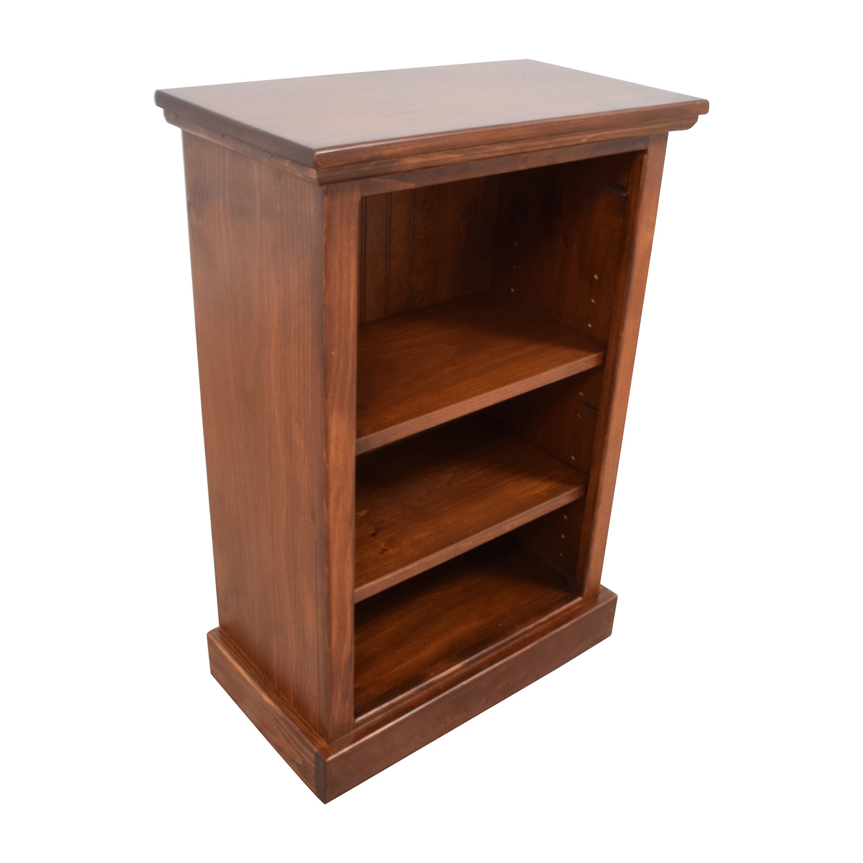 Gothic Cabinet Craft Gothic Cabinet Craft Three-Shelf Bookcase price