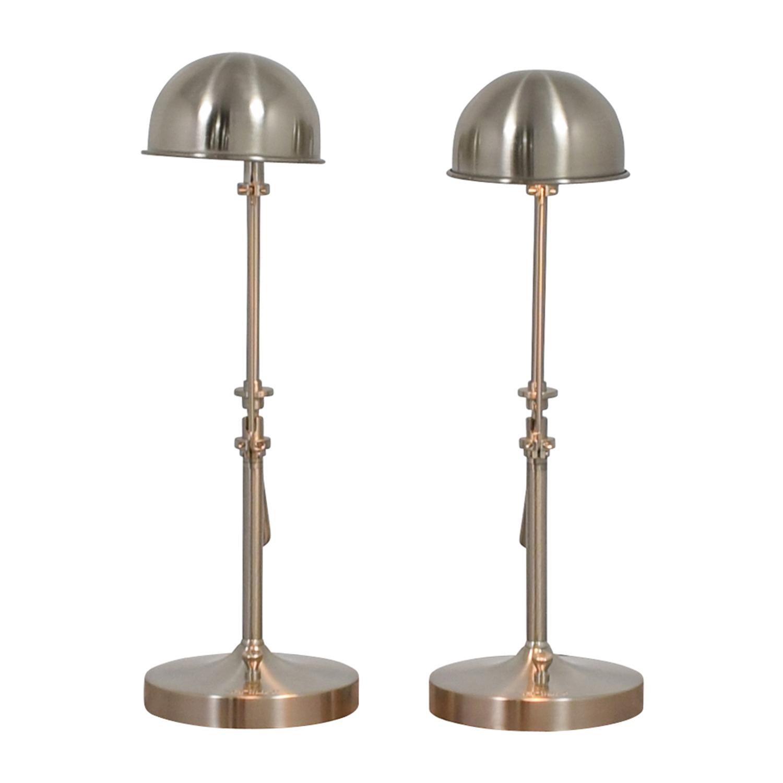 shop Verilux Verilux Chrome Doomed Lamps online