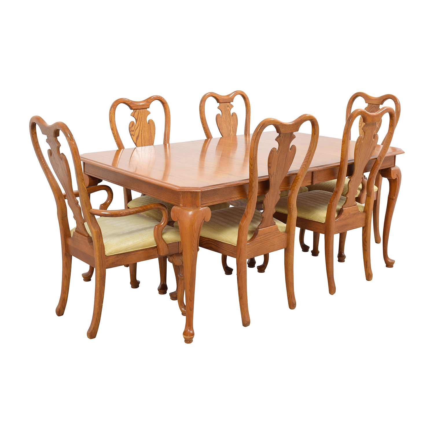 ... Shop Classic Six Piece Wooden Dining Set Online ...