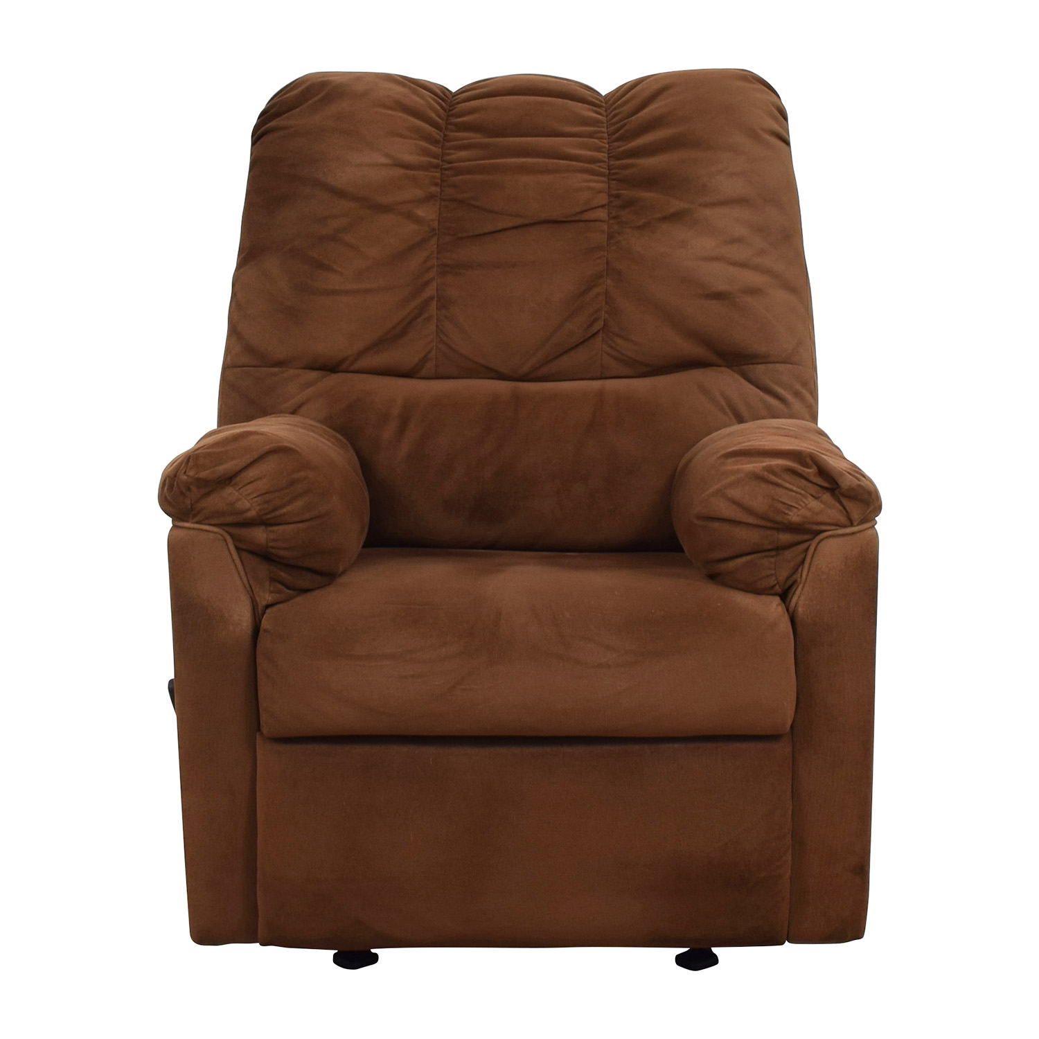 shop Brown Plush Recliner online