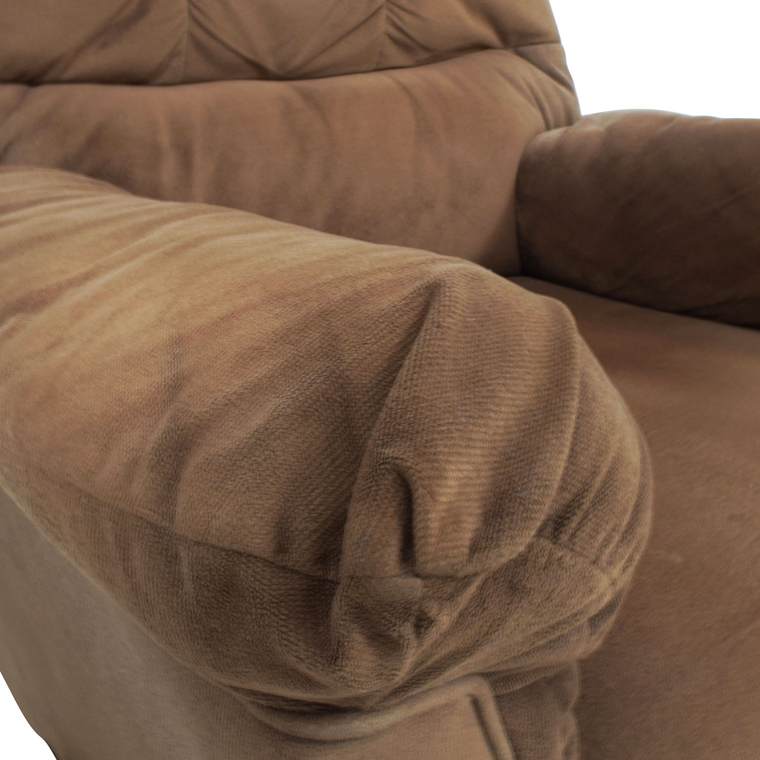 buy Brown Plush Recliner Chairs