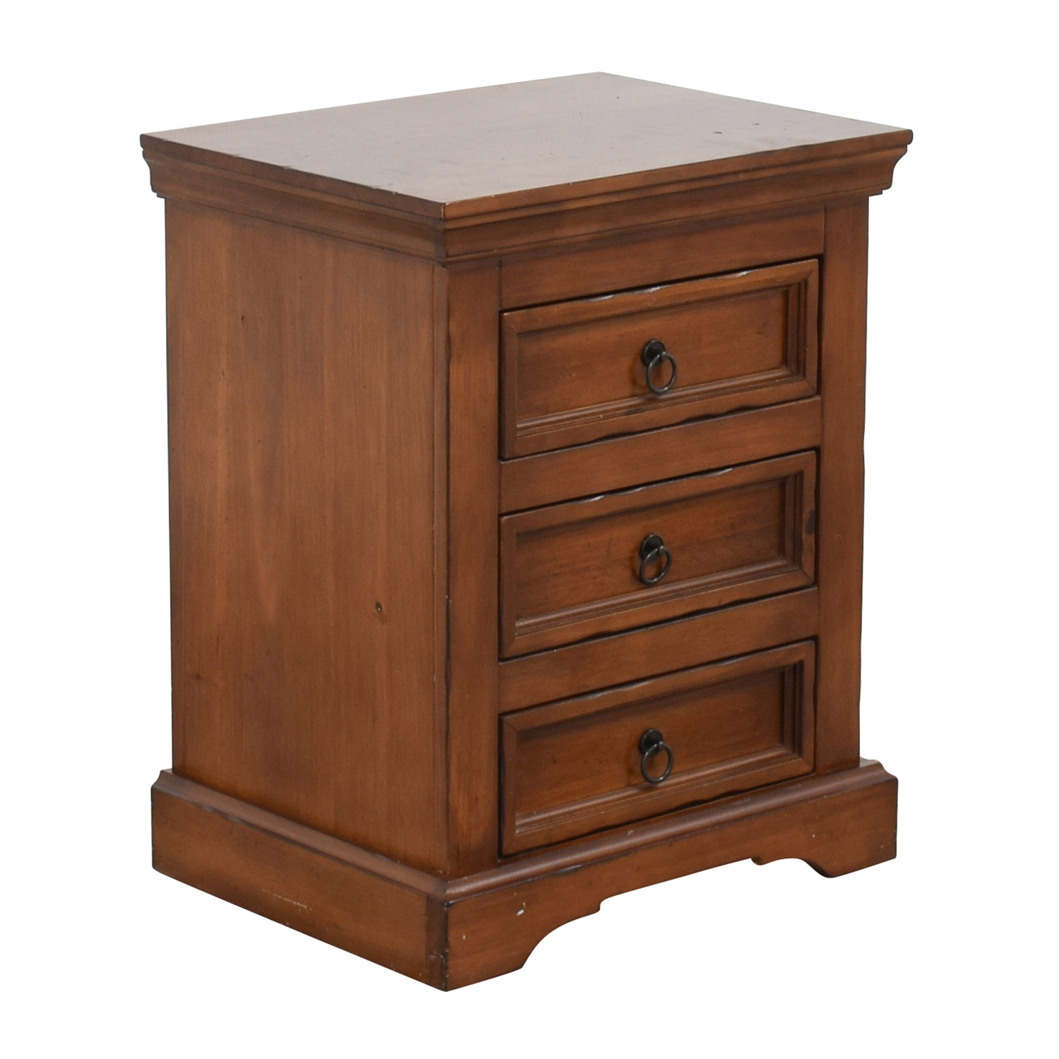 Pier 1 Imports Three-Drawer Nightstand / End Tables