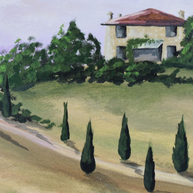 shop Tuscan Villa Oil Painting online
