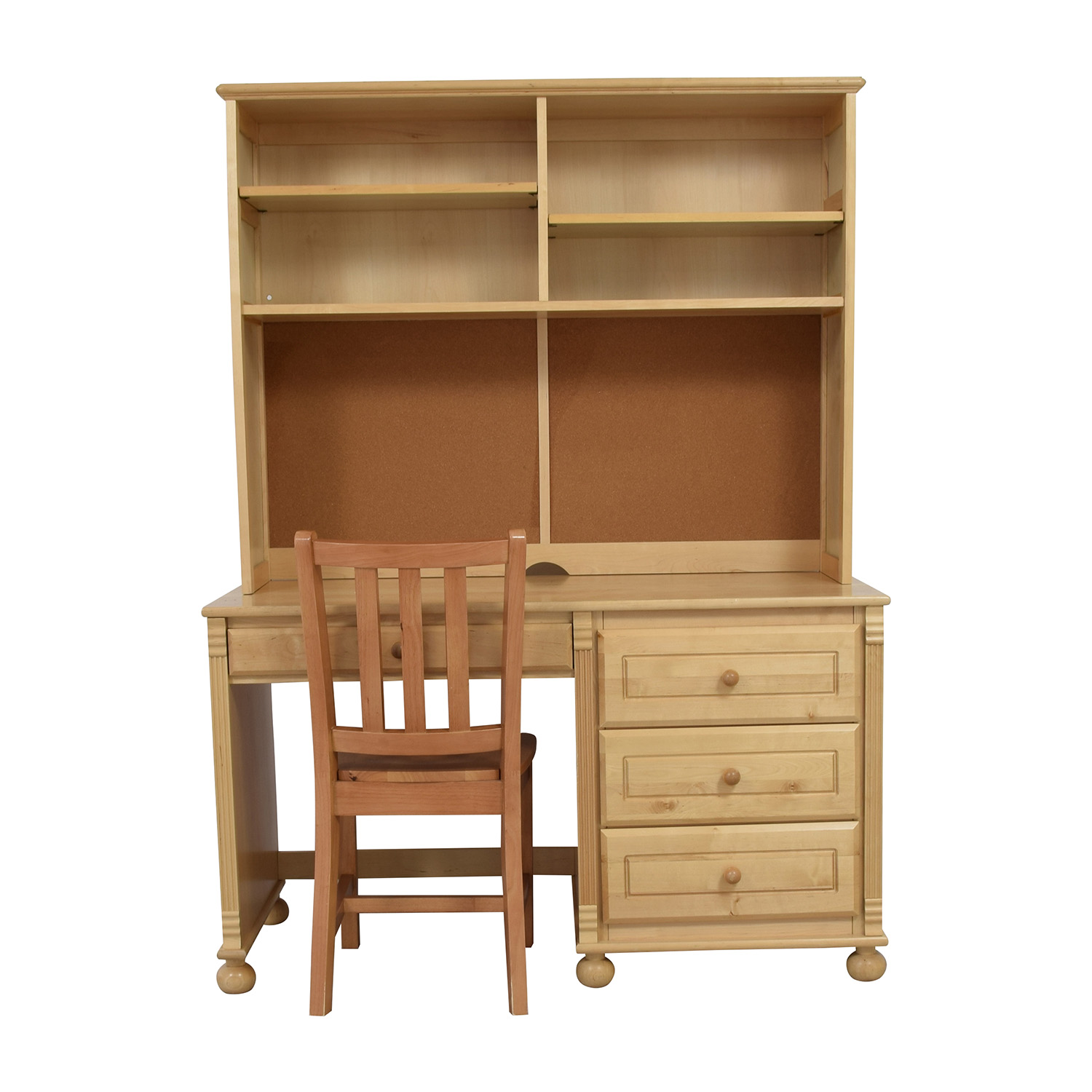 88 Off Bellini Bellini Jessica Student Desk And Hutch Tables