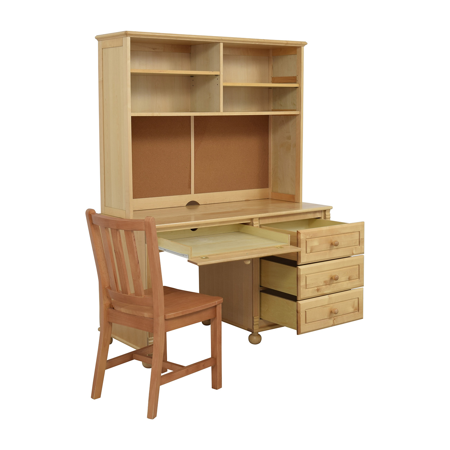 88 Off Bellini Bellini Jessica Student Desk And Hutch