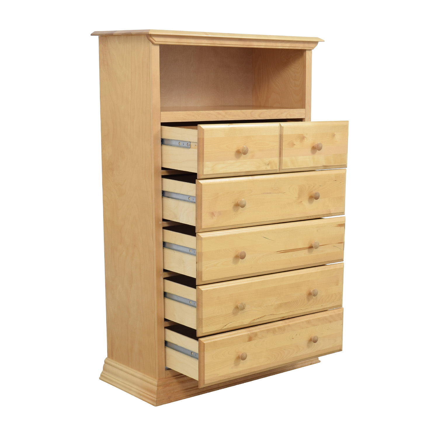 Bellini Bellini Baby Domani Five-Drawer Dresser in Natural Wood coupon