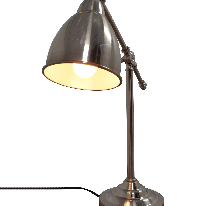 buy Classic Chrome Adjustable Desk Lamp IKEA Decor