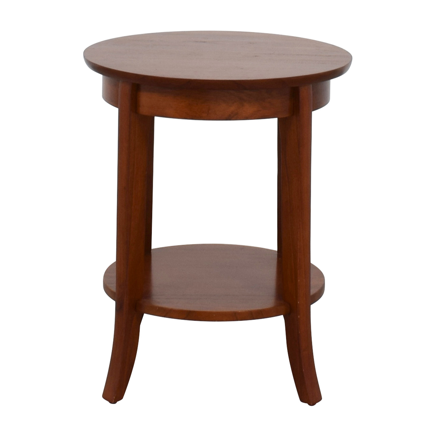 OFF Pottery Barn Pottery Barn Chloe Side Table Tables - Pottery barn chloe end table