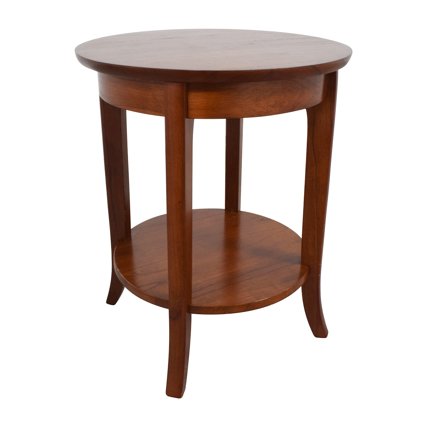 Pottery Barn Pottery Barn Chloe Side Table End Tables