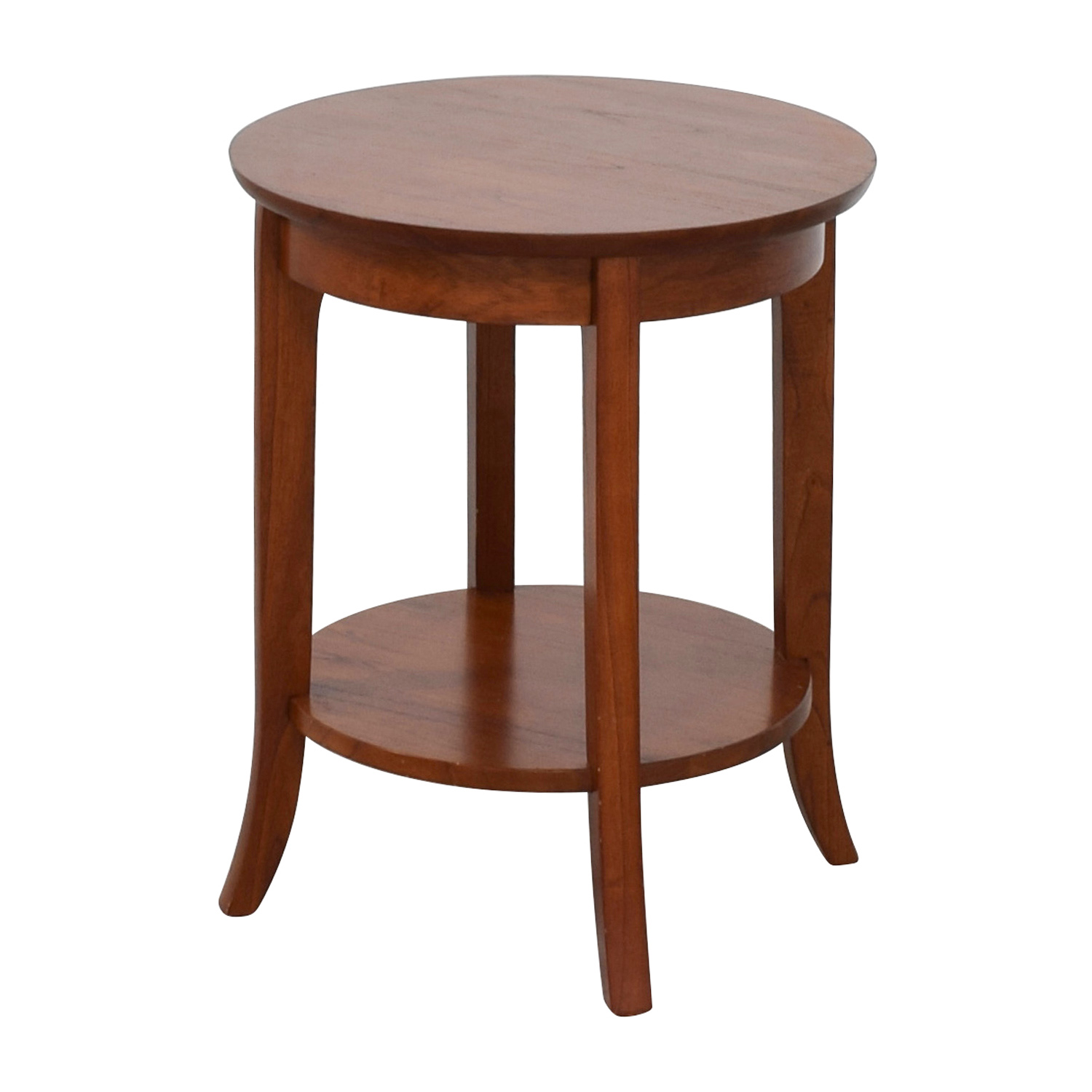 Pottery Barn Pottery Barn Chloe Side Table dimensions