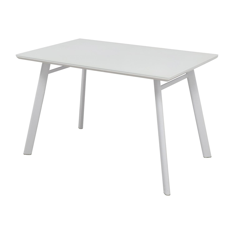 Shop JM Furniture Height Dining Table Dinner