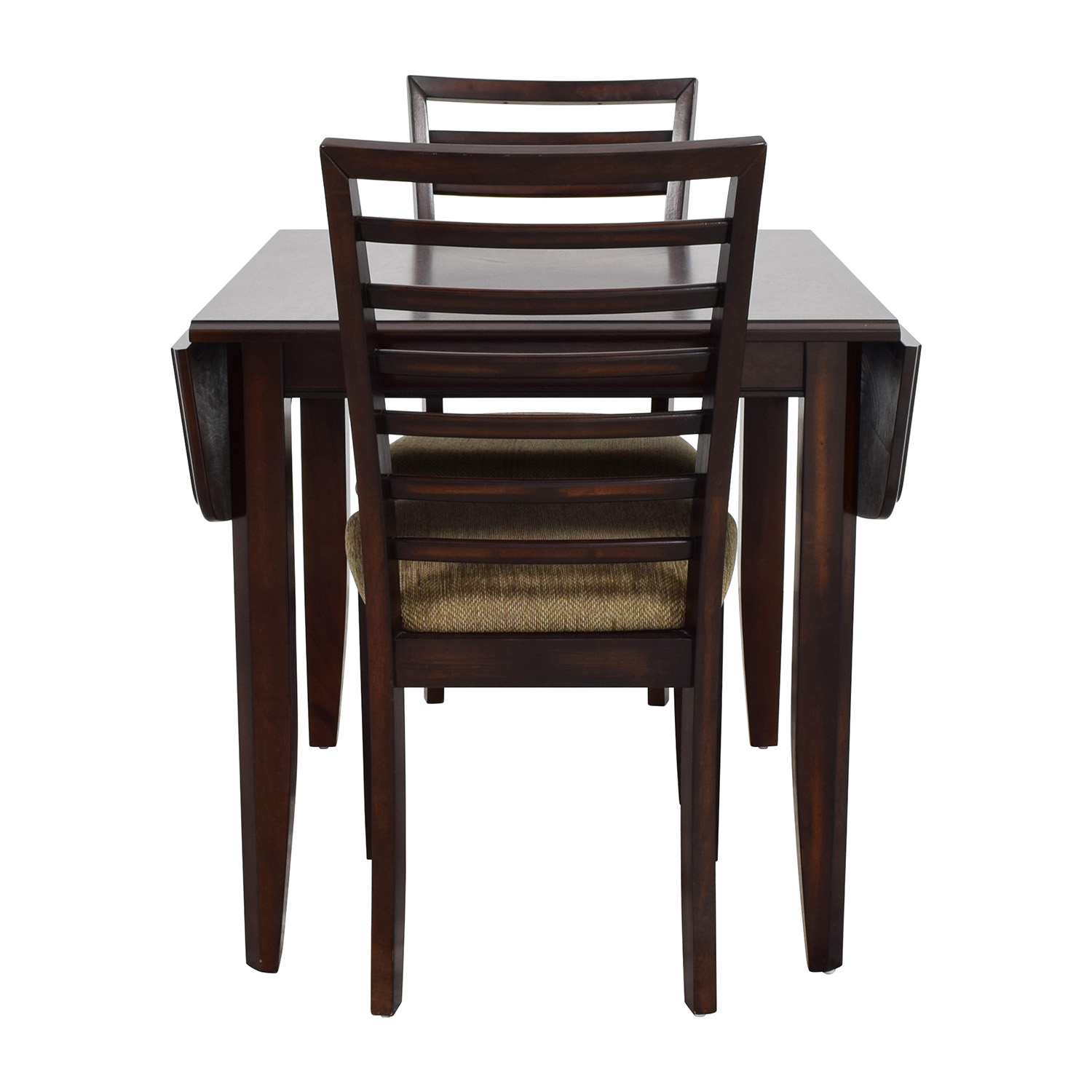 Raymour & Flanigan Raymour & Flanigan Chace Extendable Dining Set Dinner Tables