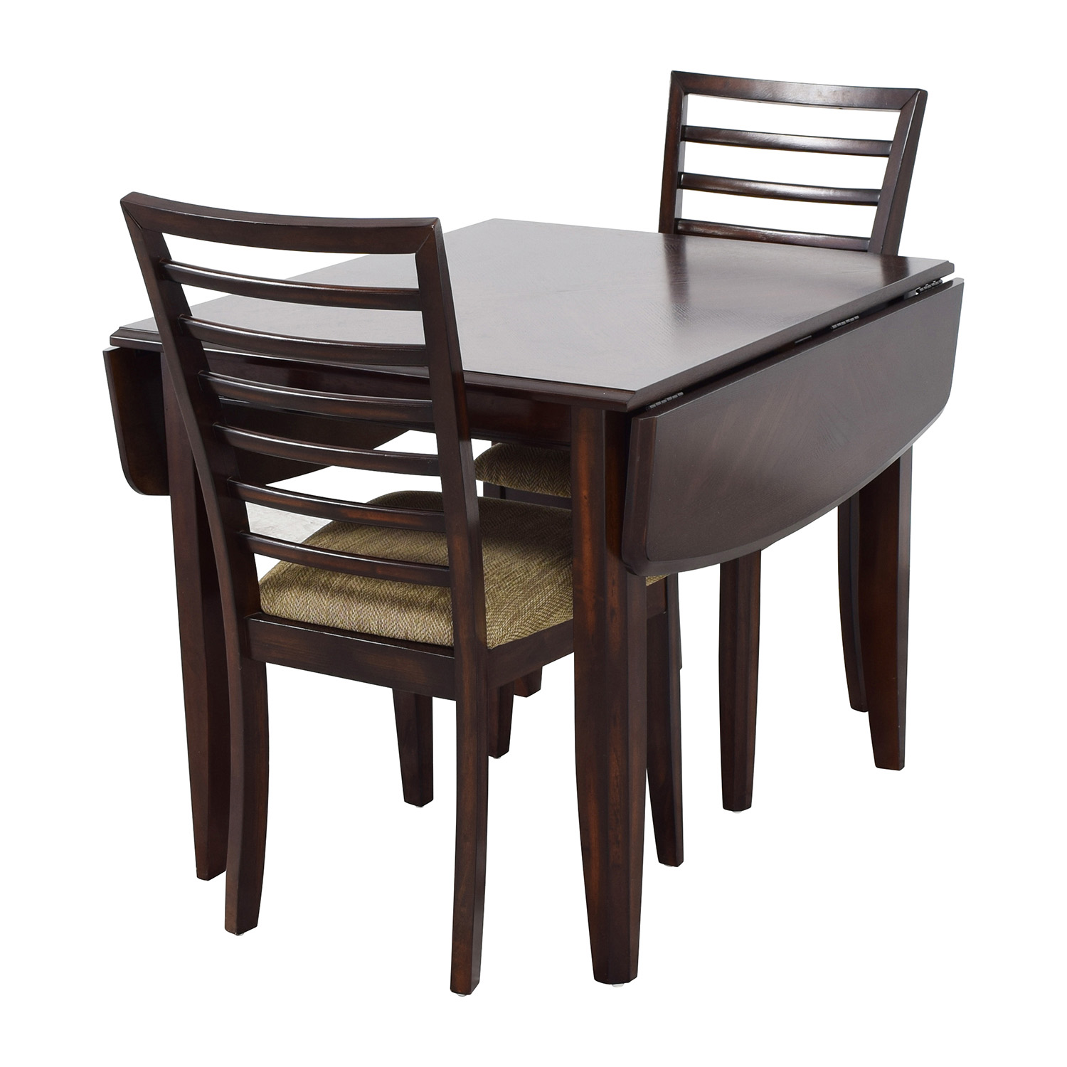 Raymour & Flanigan Chace Extendable Dining Set / Dinner Tables