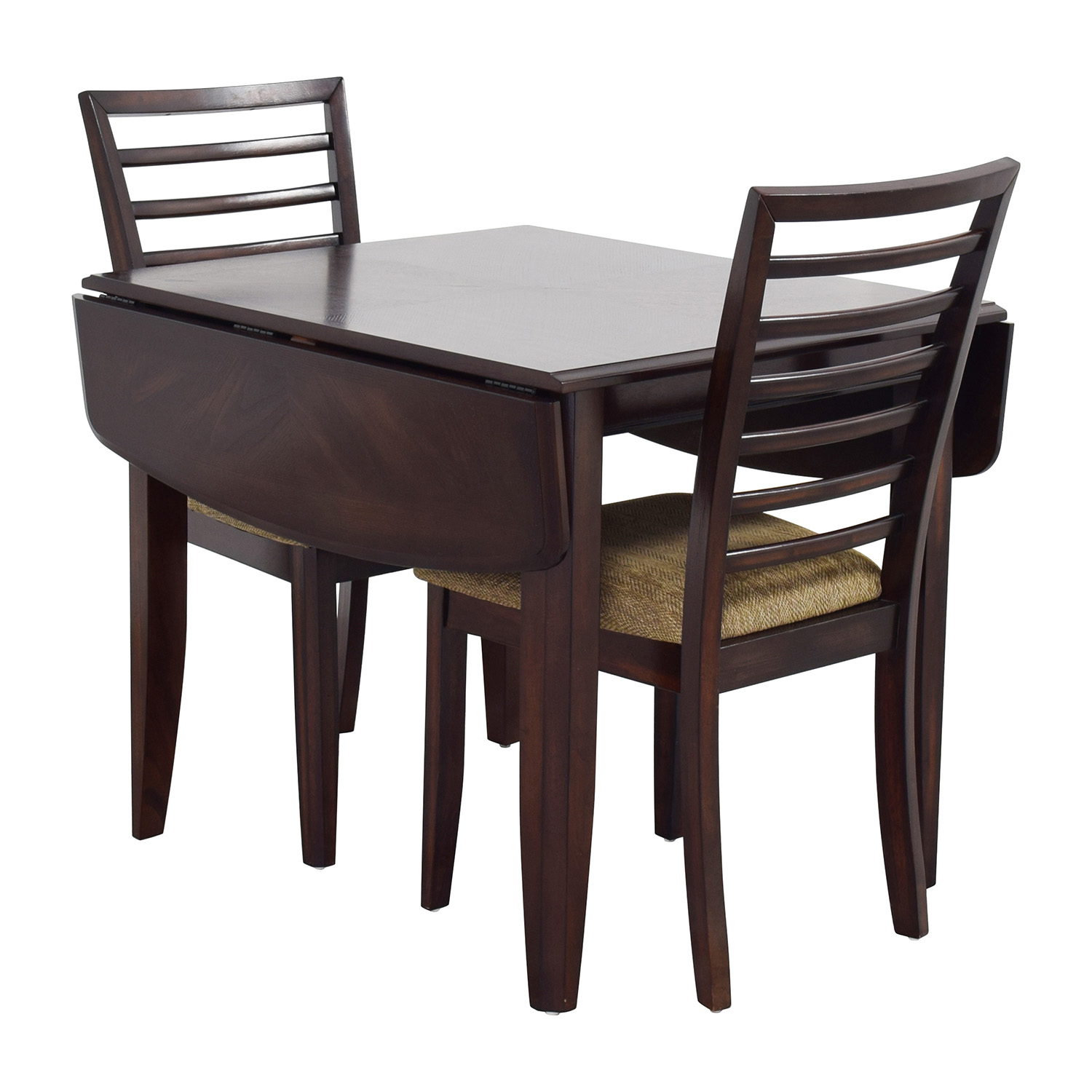 Raymour & Flanigan Raymour & Flanigan Chace Extendable Dining Set