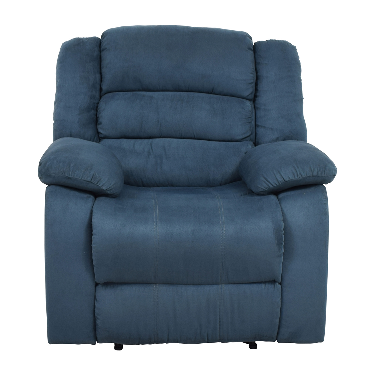 Nathaniel Home Express Addison Contemporary Recliner / Chairs ...
