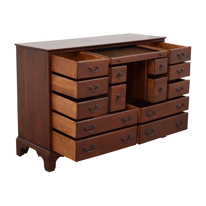 Bob Timberlake Bob Timberlake Collectors Bureau Fifteen-Drawer Dresser used