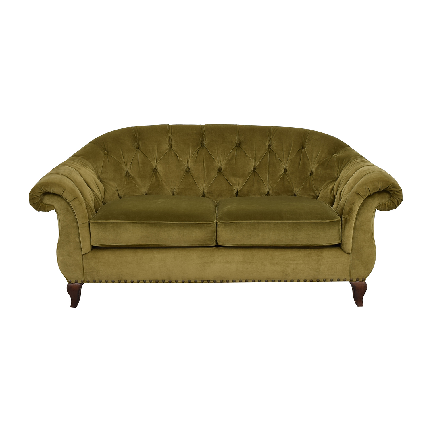 Classic sofas used classic sofas for sale for Classic loveseat