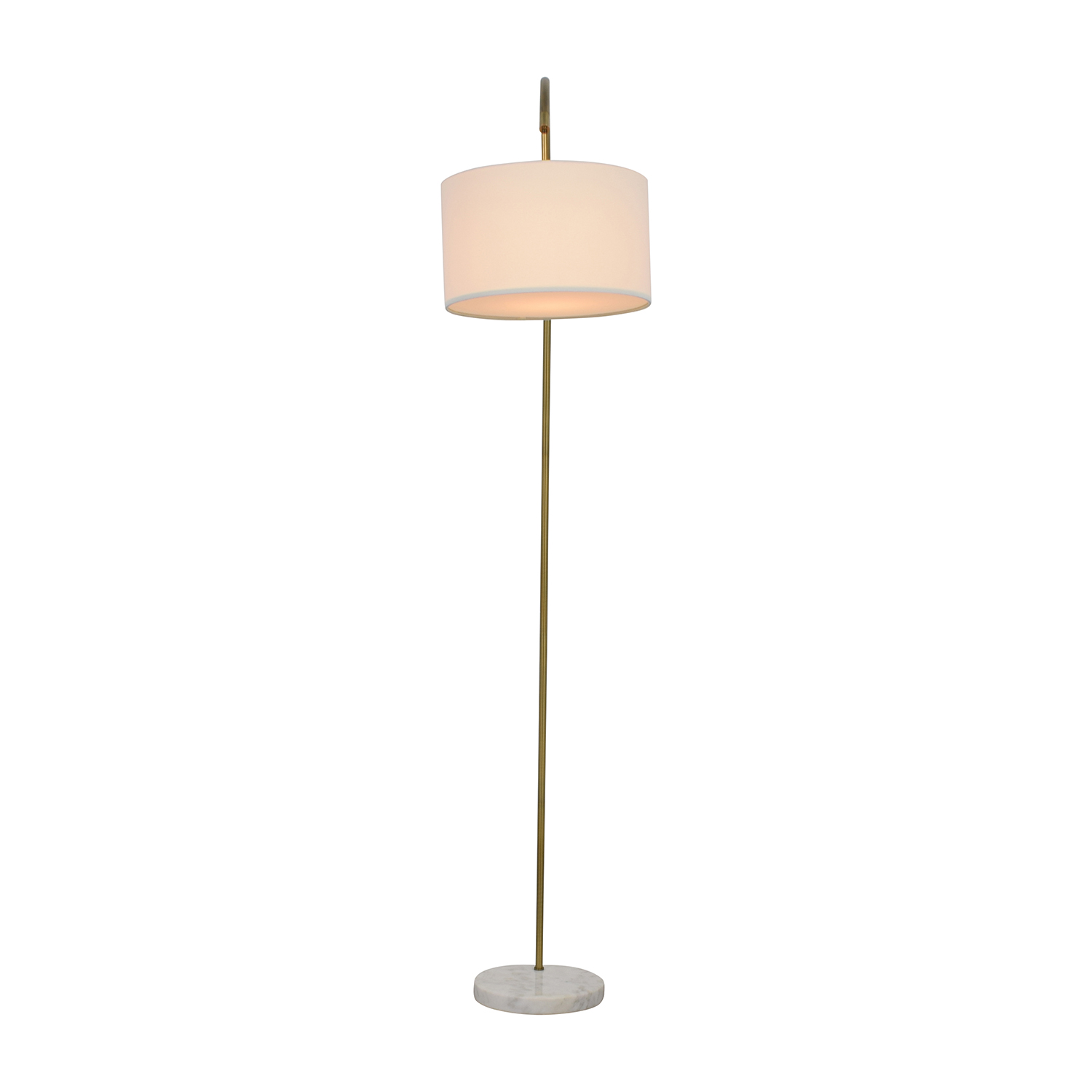 Modern style furniture second hand - Arched floor lamp ikea ...