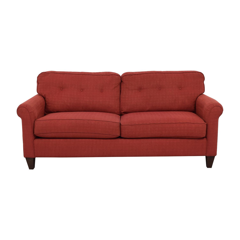 La-Z-Boy La-Z-Boy Laurel Premier Red Sofa