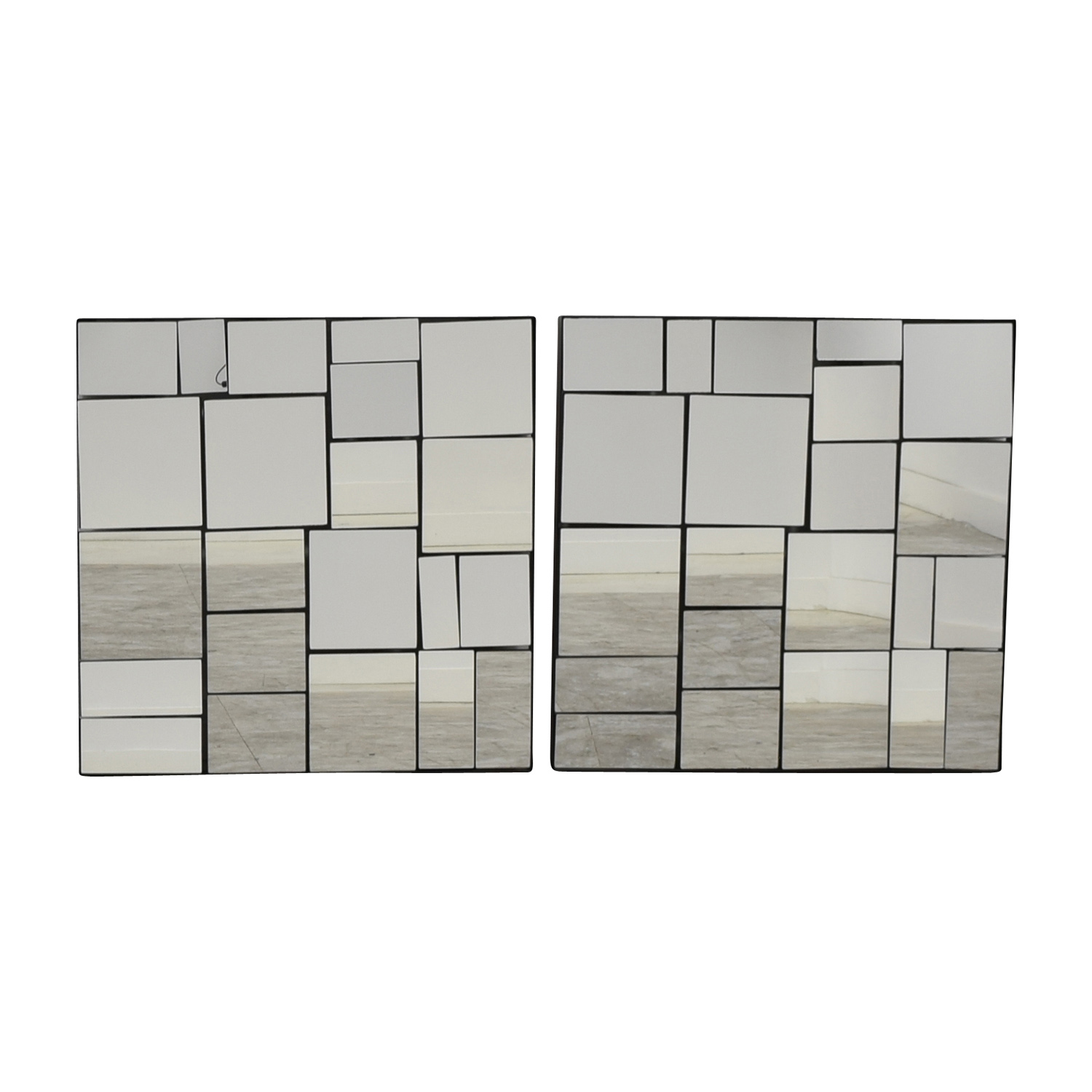 buy CB2 CB2 Collage Mirrors online