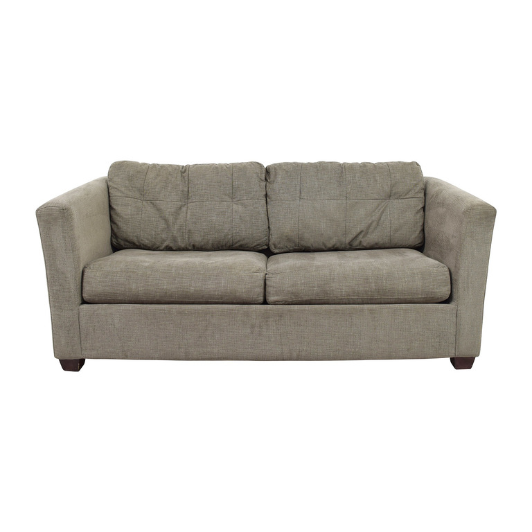Bauhaus Furniture Bauhaus Grey Queen Sleeper Sofa coupon