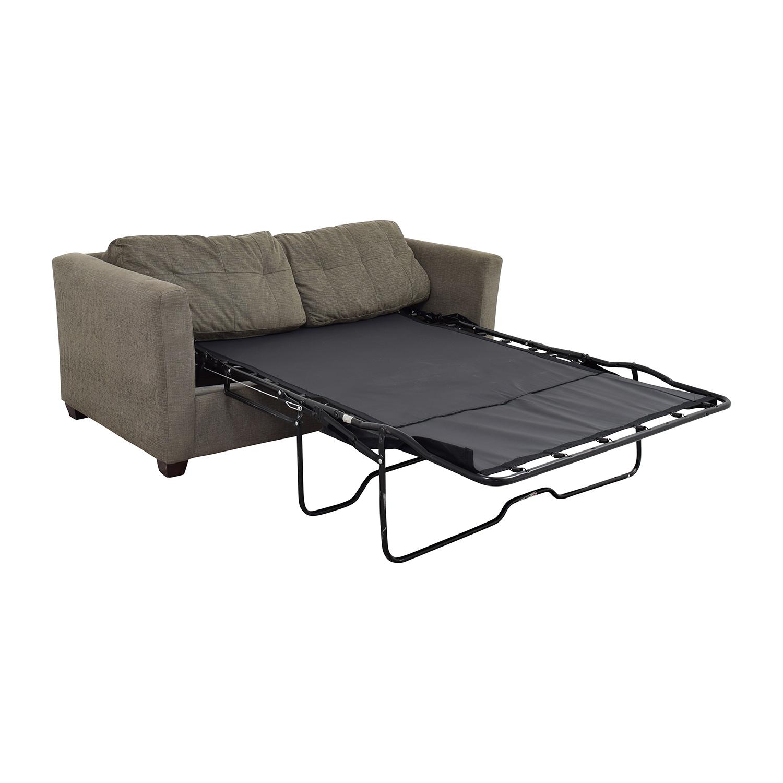 Bauhaus Bauhaus Grey Queen Sleeper Sofa for sale