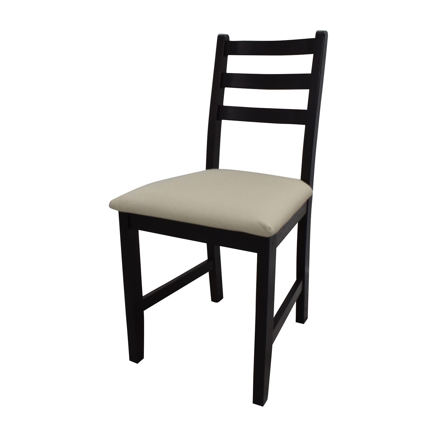 IKEA Wood Dining Set with Three Chairs / Tables