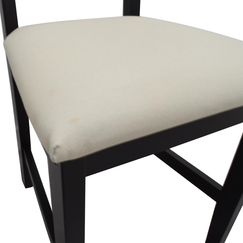 buy IKEA Wood Dining Set with Three Chairs IKEA