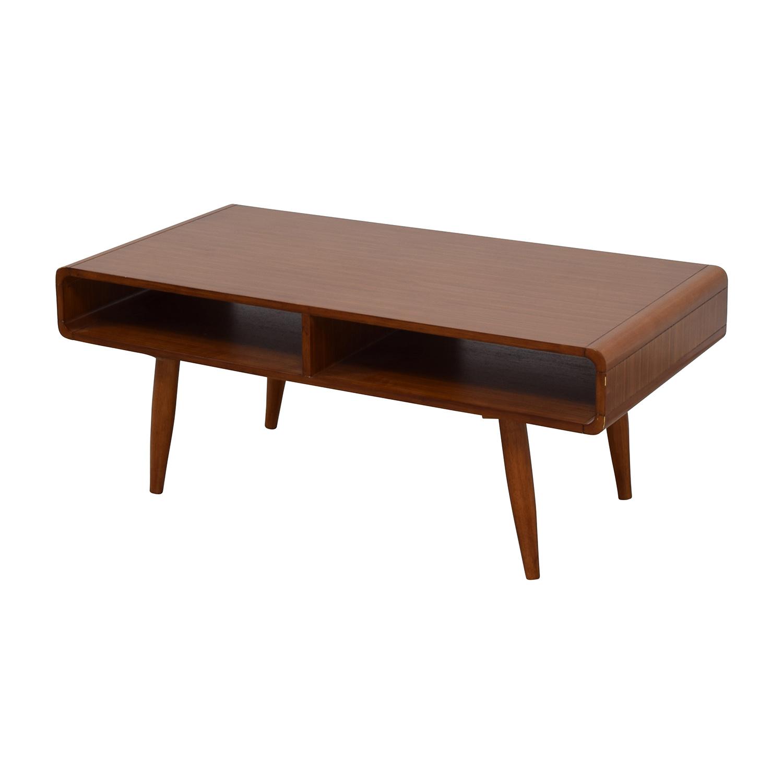 ... Borraam Boraam Zebra Series Halmstad Coffee Table For Sale ...