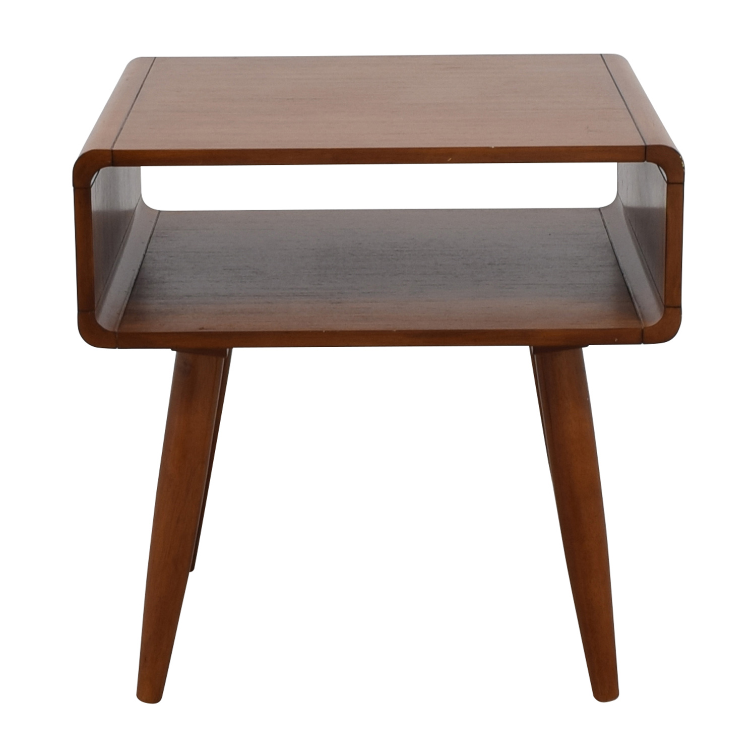 Boraam Boraam Zebra Series Alborg End Table for sale