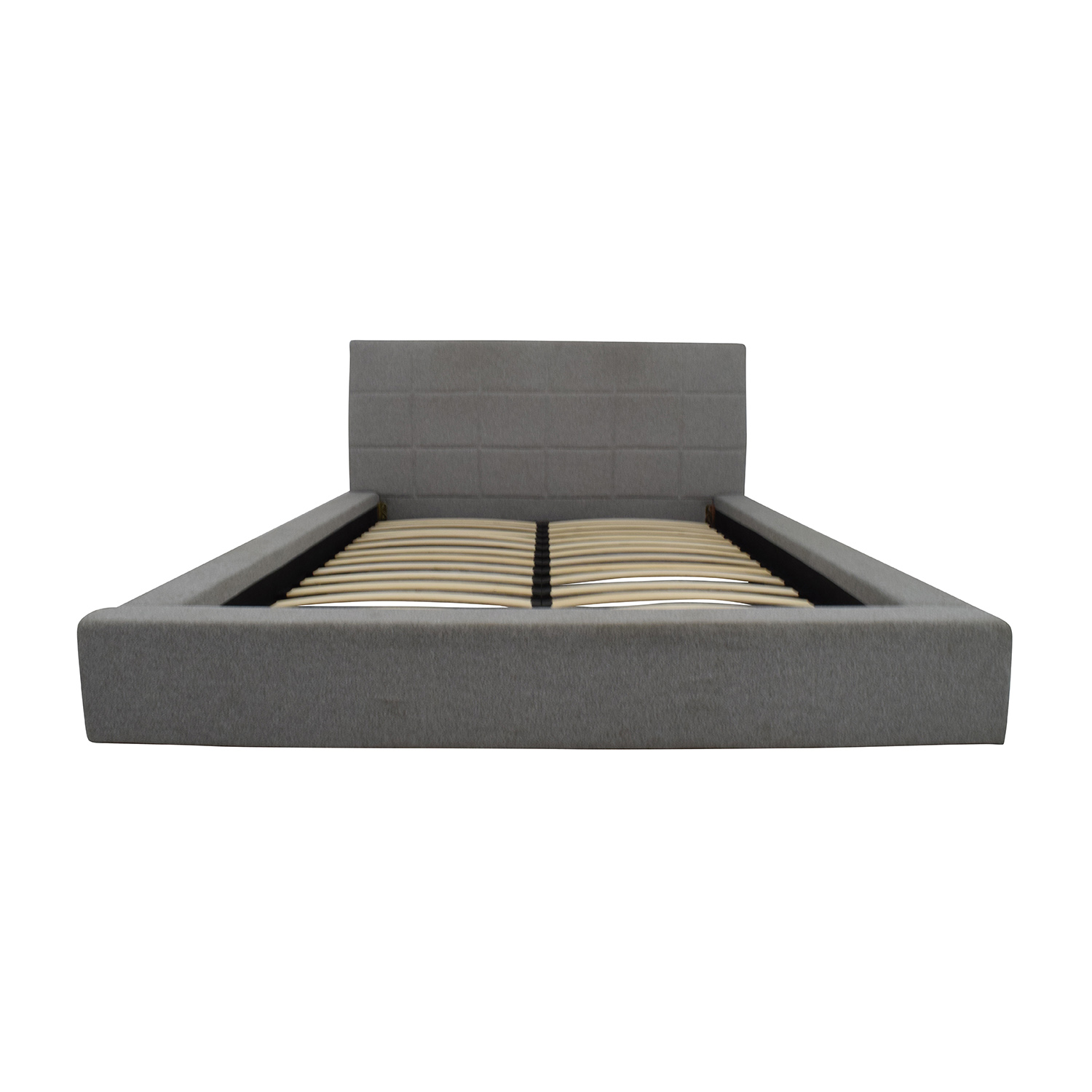 W Hotels W Hotels Queen Tufted Platform Bed discount