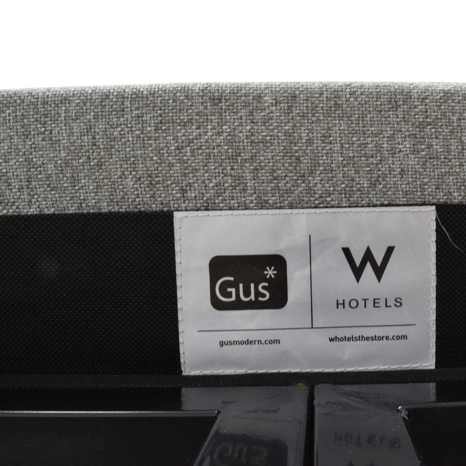 W Hotels W Hotels Queen Tufted Platform Bed nj