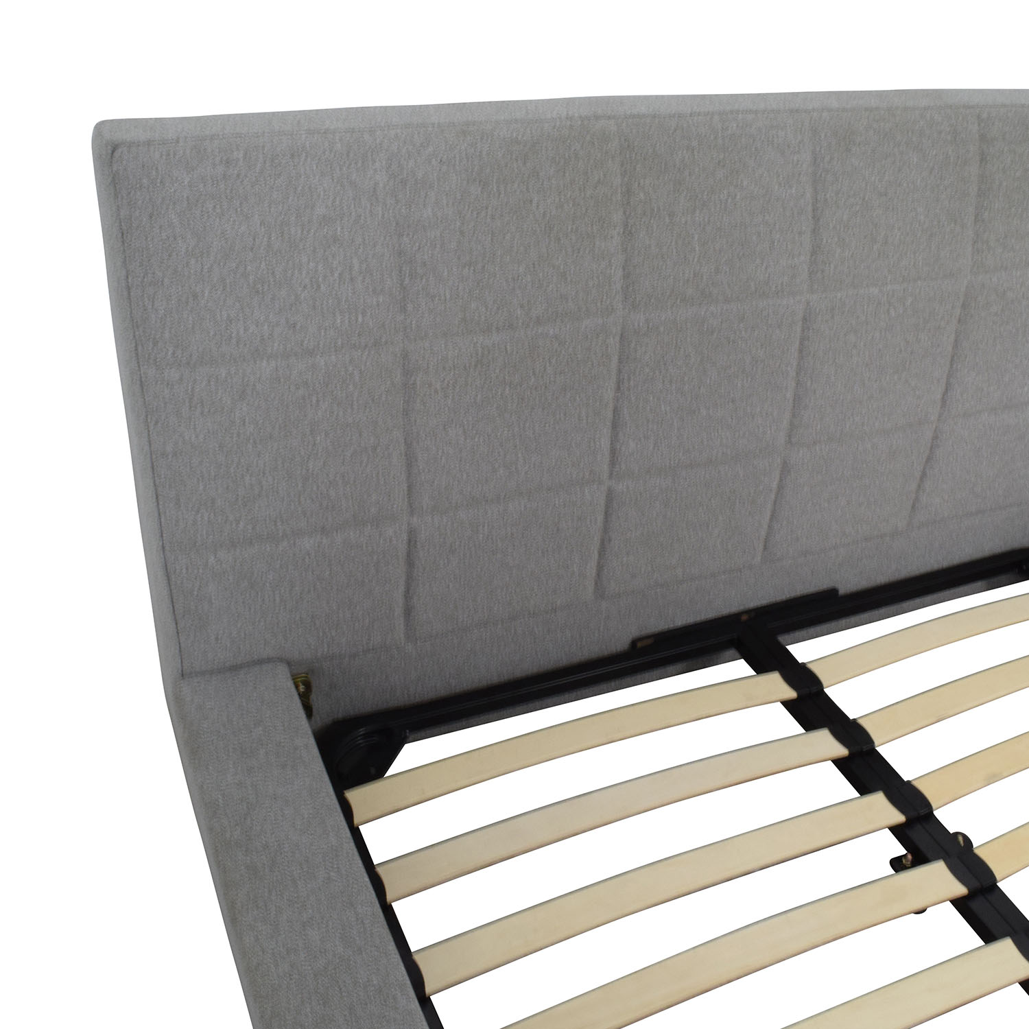 W Hotels W Hotels Queen Tufted Platform Bed Beds